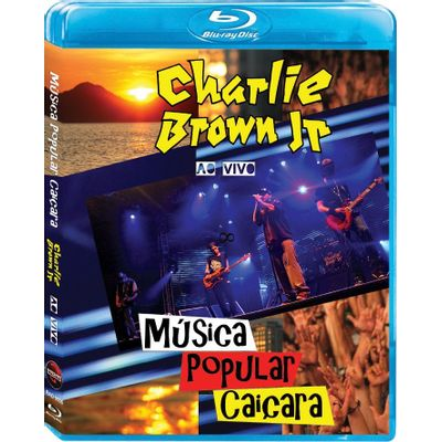 Música Popular Caiçara - ao Vivo - Blu-Ray