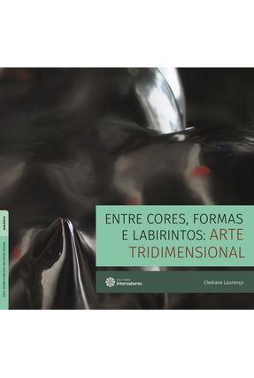 Entre Cores, Formas E Labirintos - Arte Tridimensional - Lourenço,Clediane | Hoshan.org