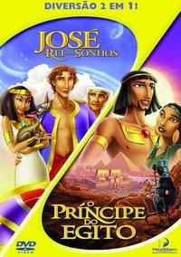 Diversao 2 Em 1 Jose O Rei Dos Sonhos Principe Do Egito Dvd4