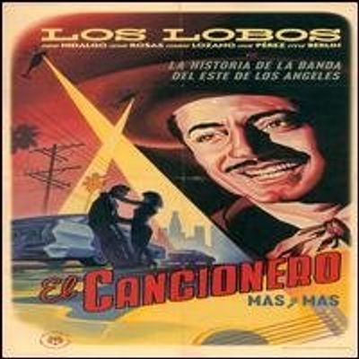 MAS Y MAS: THE LOS LOBOS BOX (BOX)