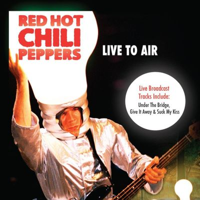 Red Hot Chili Peppers - Live To Air - Digipack