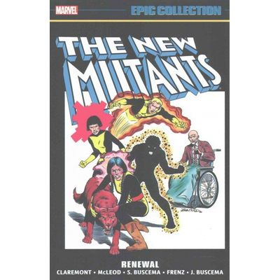 New Mutants Epic Collection - Renewal