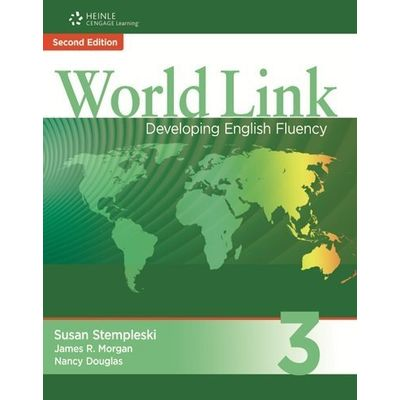 World Link 2nd Edition Book 3 - Classroom Audio CDs