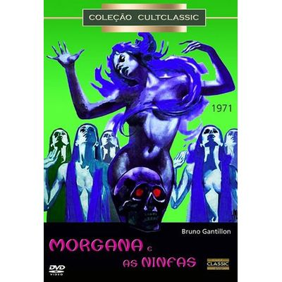 Morgana e As Ninfas - Dvd4