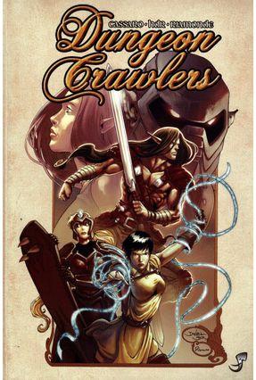 Edição antiga - Dungeon Crawlers -  pdf epub