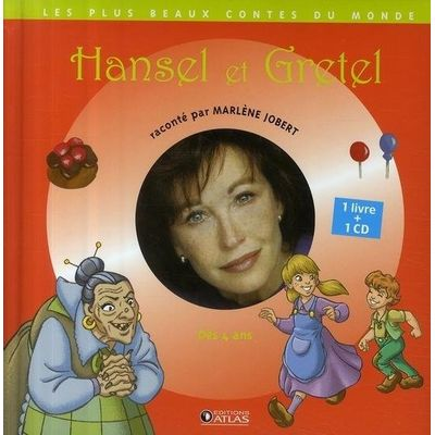 Hansel Et Gretel + 1cd Audio