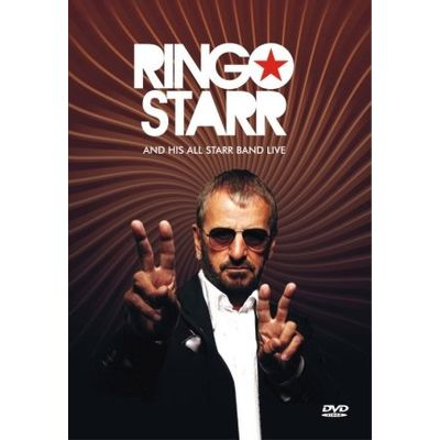 Ringo Starr And His All Starr Band Live - DVD