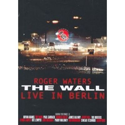 The Wall - Live In Berlin 1990 - DVD