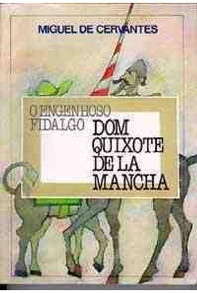 O Engenhoso Fidalgo D.quixote 2v. -  pdf epub