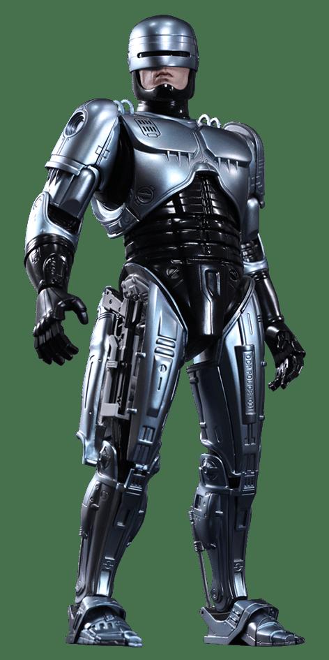 Robocop Diecast 1 6 Figure Saraiva Saraiva
