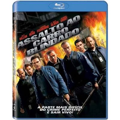 Assalto ao Carro Blindado - Blu-ray