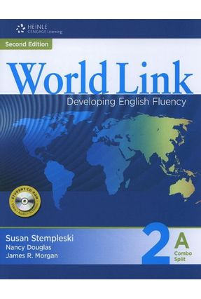 World Link 2a Combo Split - Second Edition