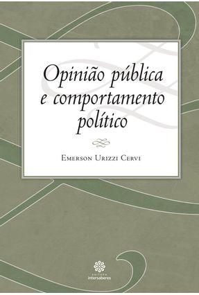 Opinião Pública E Comportamento Político - Cervi,Emerson Urizzi pdf epub