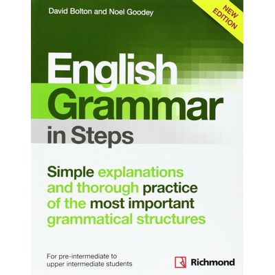English Grammar - In Steps - Withou Tanswers - New Edition