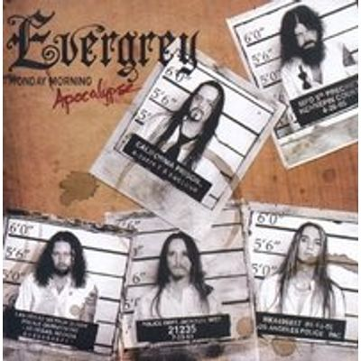 Monday Morning Apocalypse - Evergrey (novo Album)