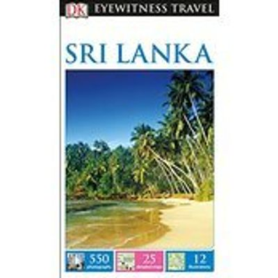 Dk Eyewitness Travel Guide - Sri Lanka