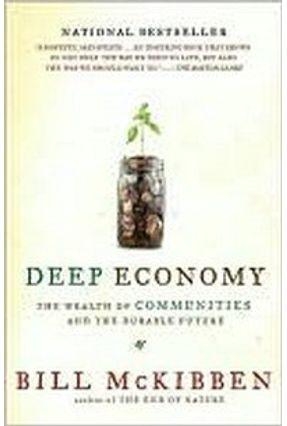 Deep Economy - McKibben,Bill | Nisrs.org