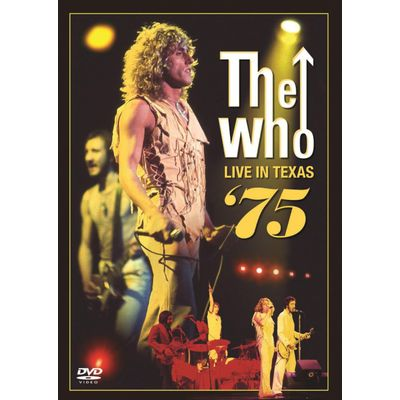 Live In Texas' 75 - DVD