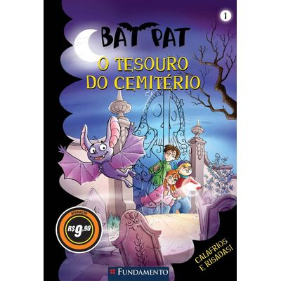 Bat Pat - o Tesouro Do Cemitério