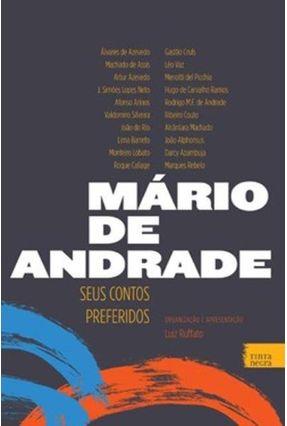 Mário de Andrade - Seus Contos Preferidos - Ruffato,Luiz pdf epub