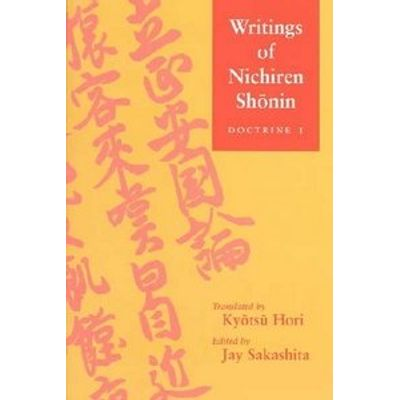 Writings of Nichiren Shonin