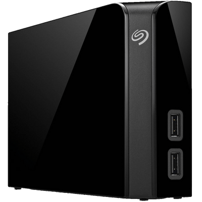 HD Externo 8Tb Seagate Backup Plus Hub 3.5 USB 3.0