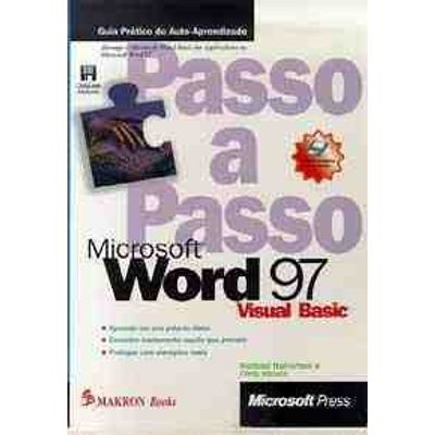 Ms Word 97 / Visual Basic - Passo a Passo