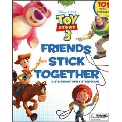 Toy Story 3 - Friends Stick Together