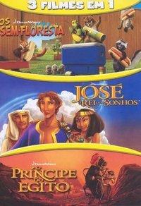 Os Sem Floresta Jose O Principe Do Egito Dvd4 Saraiva