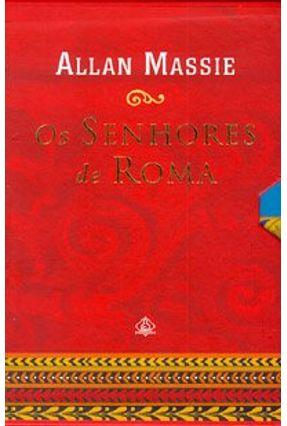 Os Senhores de Roma - 5 Volumes -  pdf epub