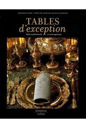 Tables D'exceptions - Listri,Massimo   Hoshan.org