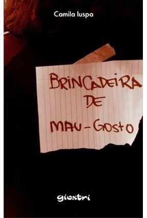 Brincadeira de Mau-gosto - Iuspa,Camila   Hoshan.org