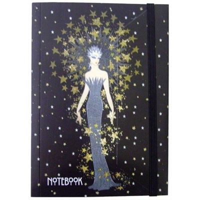 Notebook A6 80 Pages - Starstruck