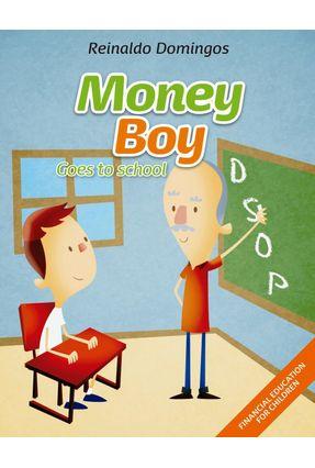 Money Boy - Goes To School -  pdf epub