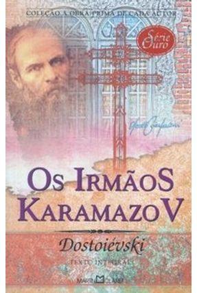 Os Irmãos Karamazov - Col. A Obra-prima de Cada Autor