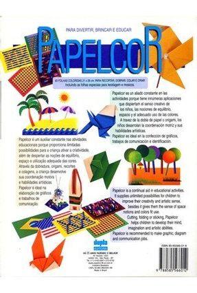 Papelcor - Para Divertir, Brincar E Educar - Acompanha DVD - José Rossi,Oriode | Nisrs.org