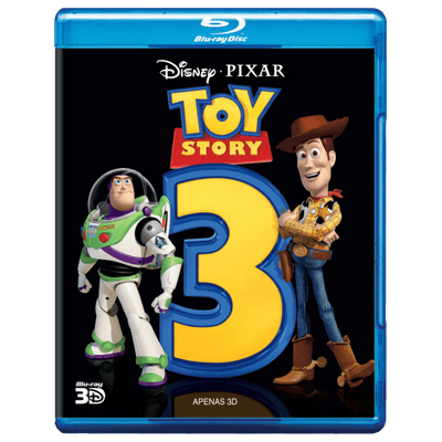 Toy Story 3 - Blu-ray 3D