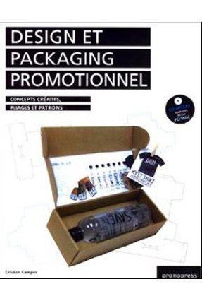 Diseño Y Packaging Promocional - Campos,Cristian   Hoshan.org