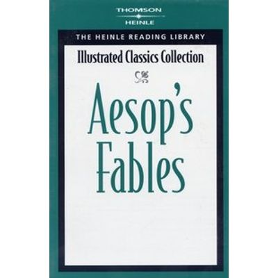 Aesop´s Fables - Illustrated Classics Collection