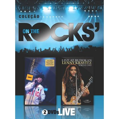 On The Rocks' - At Tokyo Dome + Live At Budokan - 2 DVDs
