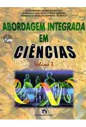 Abordagem Integrada em Ciências - Vol 3