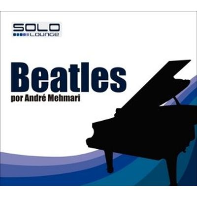 Solo Lounge - Beatles - Digipack