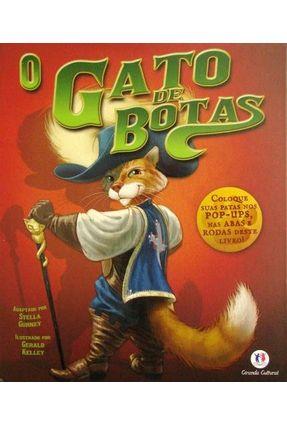 O Gato de Botas - Gurney,Stella pdf epub
