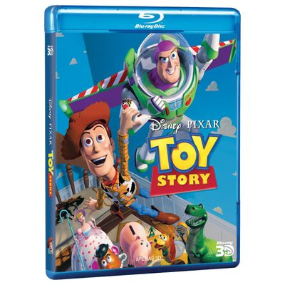 Toy Story - Blu-ray 3D