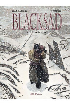 Blacksad Artic-Nation - Vol. 2 - Canalez, Juan Diáz | Tagrny.org