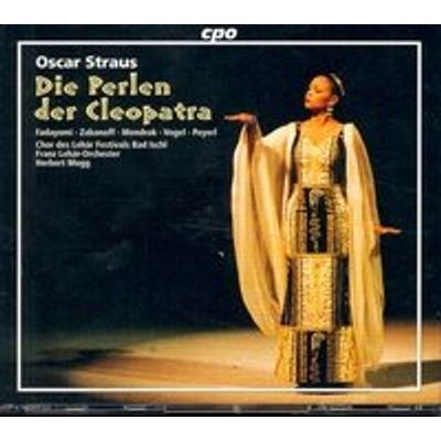 Die Perlen Der Cleopatra ( The Pearls of Cleopatra ) Operetta In Three Parts ( SaCD Hybrid ) - 2 Cds