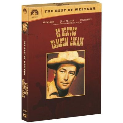 Os Brutos Também Amam - The Best Of Western - DVD