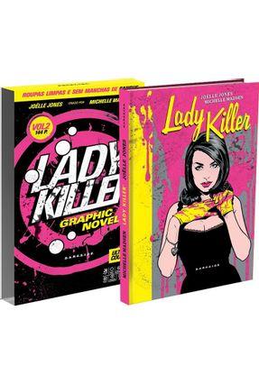 Lady Killer: Graphic Novel Vol. 2 - Jones,Joëlle | Hoshan.org