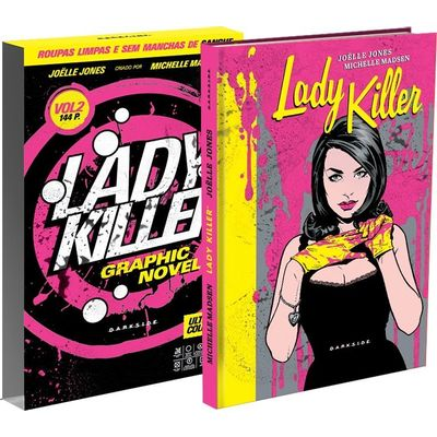 Lady Killer: Graphic Novel Vol. 2