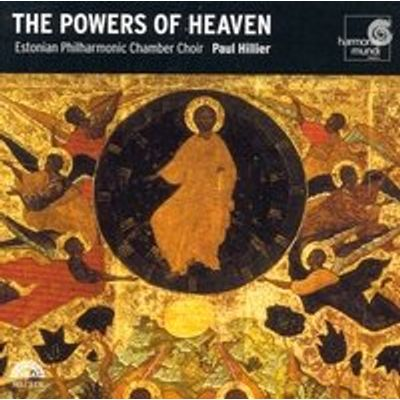 Powers of Heaven (the) - Musique Orthodoxe Des 17 & 18 e (saCD Hybrid)